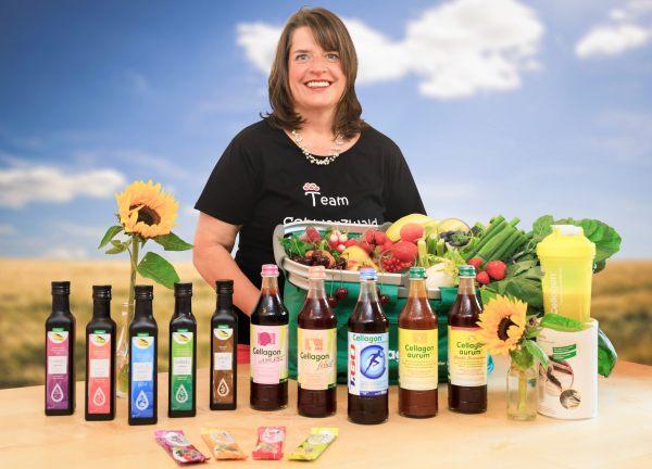 Ulrike Schaz-Cellagon-Ernährungsberatung - gesunde Ernährung mit Cellagon