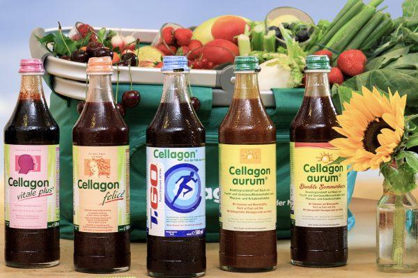 Cellagon-Bioaktivstoffkonzentrate - Sfunktionelle Lebensmittel aus den Schätzen der Natur – wie Obst, Gemüse, Beeren, Kräuter,         Kernöle und vieles mehr – bilden die Basis für die funktionellen         Lebensmittel des Cellagon-Ernährungskonzepts